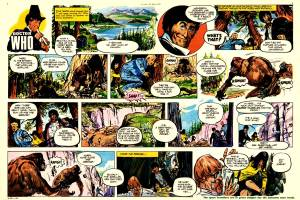 Dr Who Sabre Toothed Gorillas 1