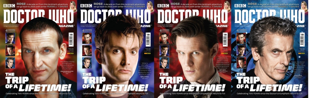 doctor who 2005 2015 dwm