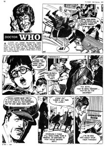 Dr Who Arkwood Experiments 5.1