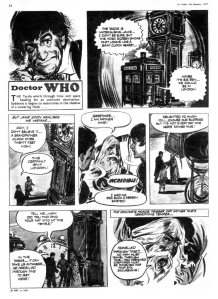 Dr Who Father Time 1.1