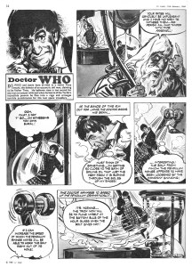 Dr Who Father Time 2.1
