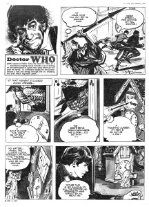 Dr Who Father Time 3.1