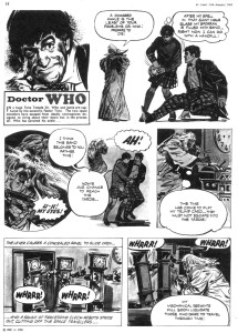 Dr Who Father Time 4.1