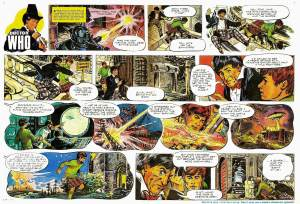 Dr Who Invasion Quarks 3
