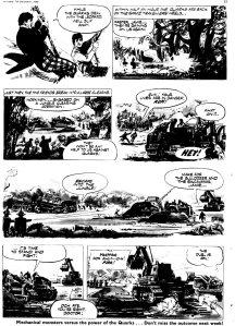 Dr Who Jungle Doom 2.2
