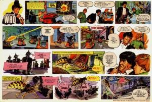 Dr Who Killer Wasps 3