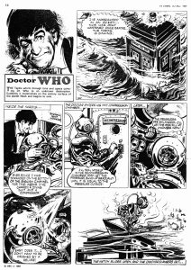 Dr Who Peril 60 Fathoms 1.1