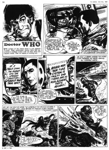 Dr Who Peril 60 Fathoms 2.1
