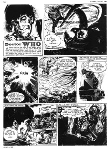 Dr Who Peril 60 Fathoms 3.1