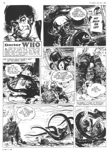 Dr Who Peril 60 Fathoms 4.1
