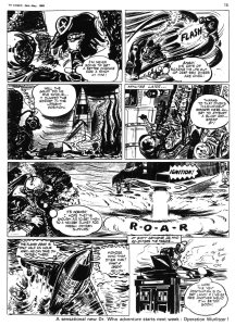 Dr Who Peril 60 Fathoms 4.2