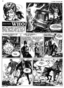 Dr Who Trial Fire 2.1