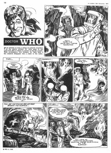 Dr Who Trial Fire 5.1
