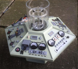 mooncrest models tardis console 1