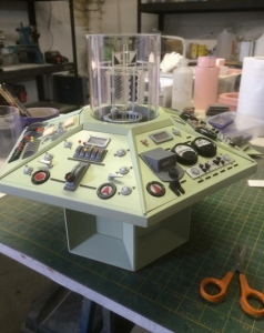 mooncrest models tardis console 2