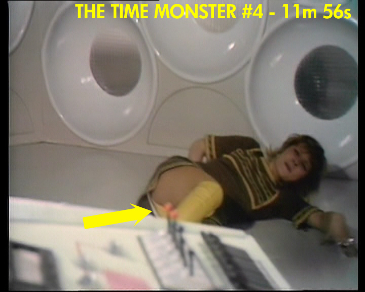 jo grant knickers time monster