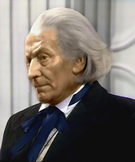 william hartnell five doctors