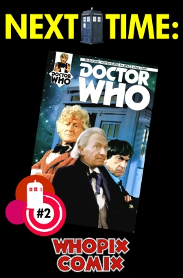 doctor who titan comics three doctors next time