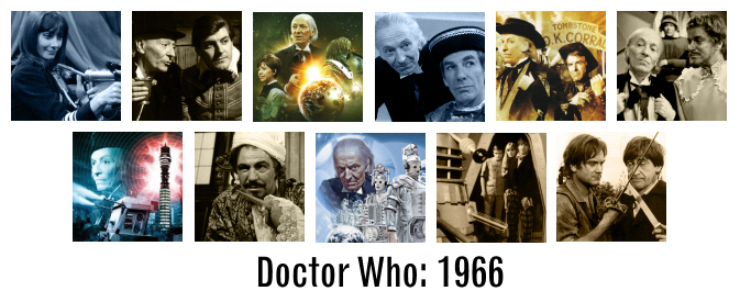 doctor who 1966