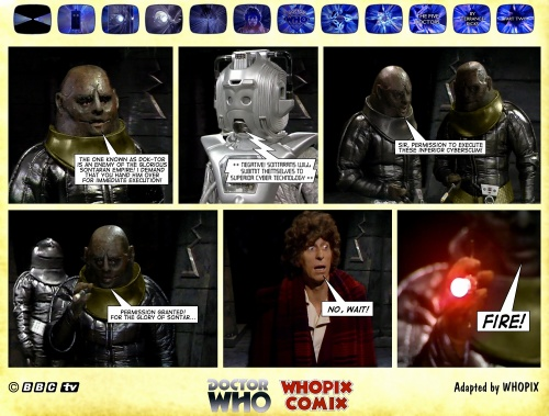 doctor who titan comics five doctors comic strip 2.04