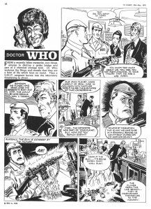 Dr Who Mysterious Meteorite 4.1