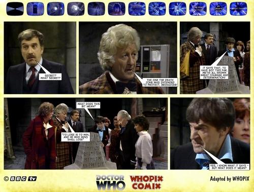 doctor who titan comics five doctors comic strip 2.18