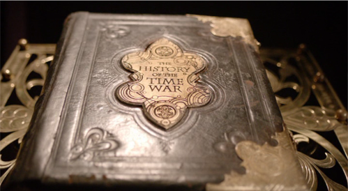 history of the time war