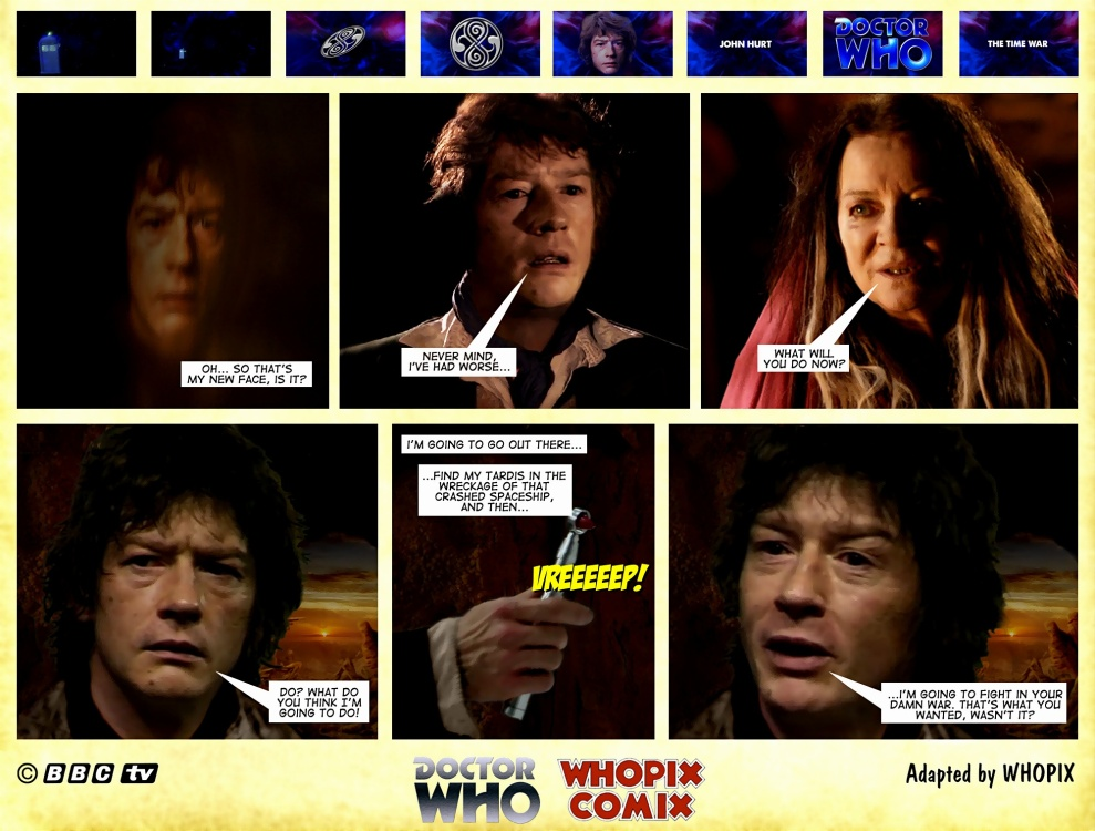 time war telecomic 1.3
