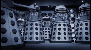 power daleks animated animation 11