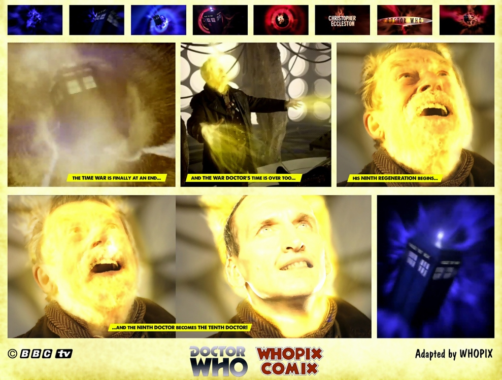 time war telecomic 9.1