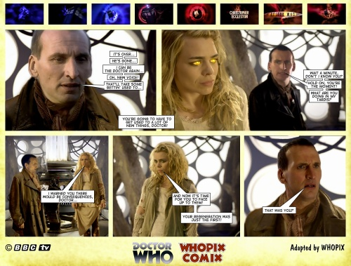 time war telecomic 9.2