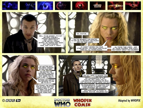 time war telecomic 9.3