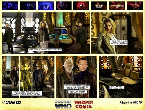 time war telecomic 9.4
