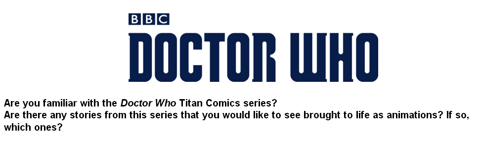 bbc-doctor-who-titan-comics-animations