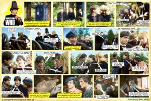 doctor who highlanders tv comic 1